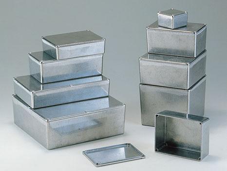 Литые алюминиевые корпуса